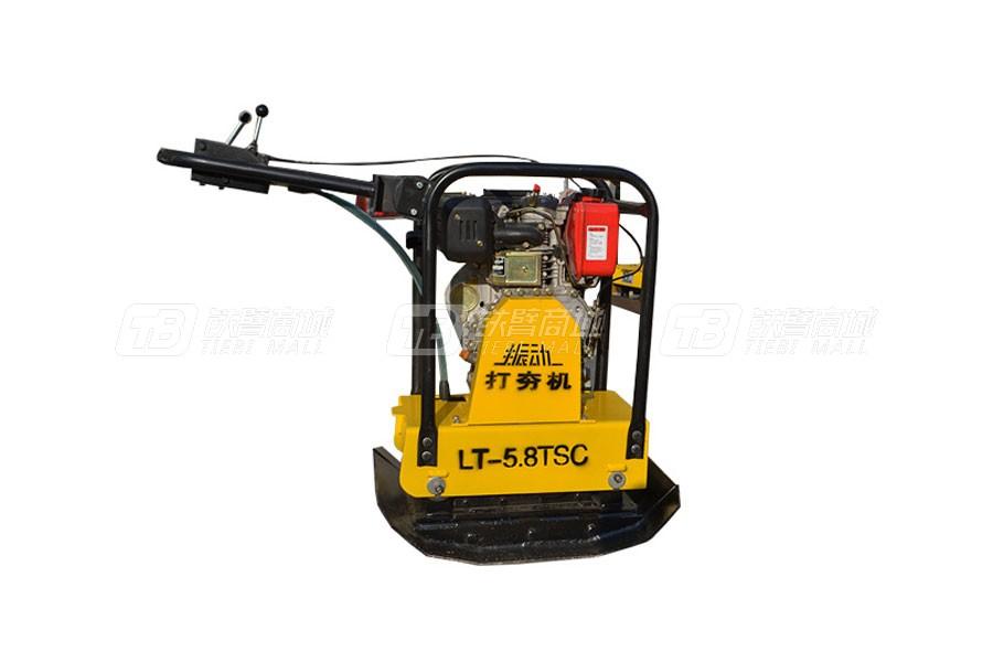 路通筑机LT-5.8TSC(柴油机)手扶式柴油夯实机