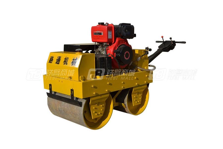 路通筑机LT-780C(柴油机)手扶压路机