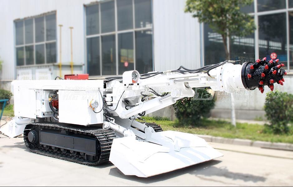 卡特重工EBZ35矿用掘进机