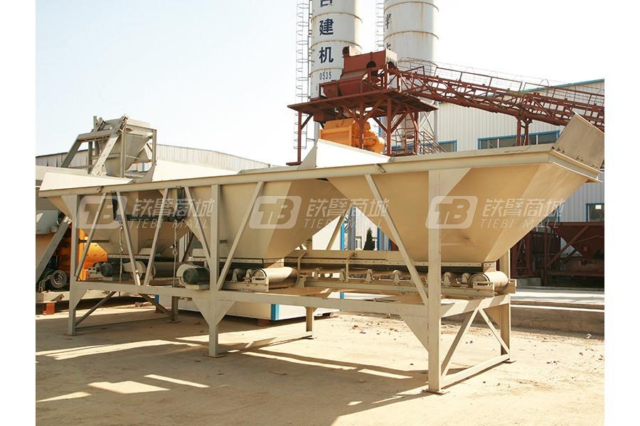 海山机械PL2400A配料机