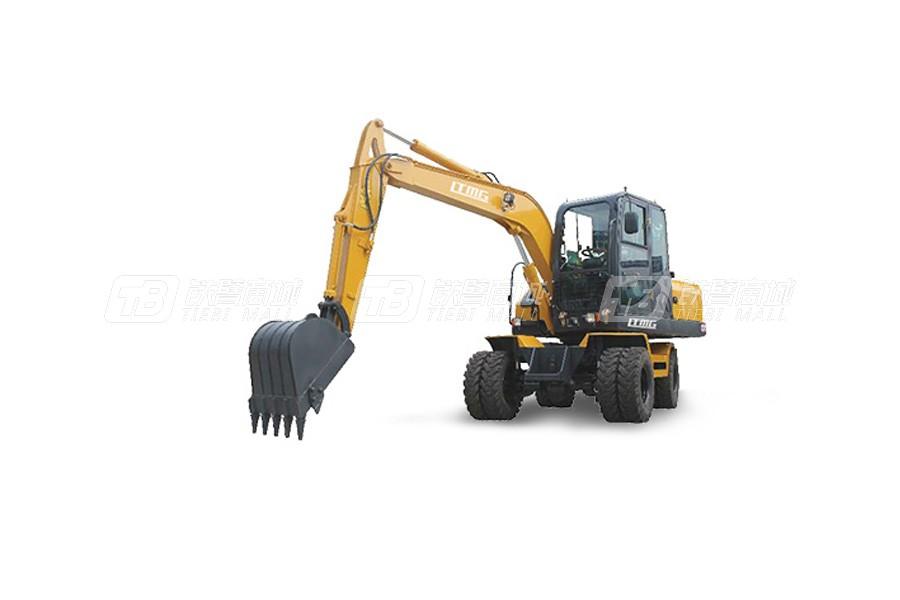 临拓机械LT780-9T轮式挖掘机