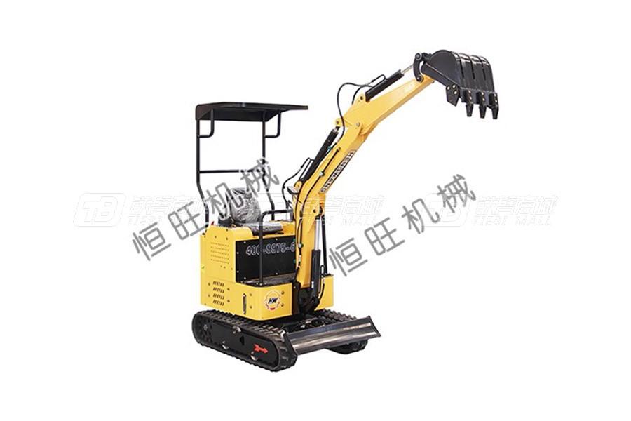 恒旺工矿1.5/1.6吨小型挖掘机