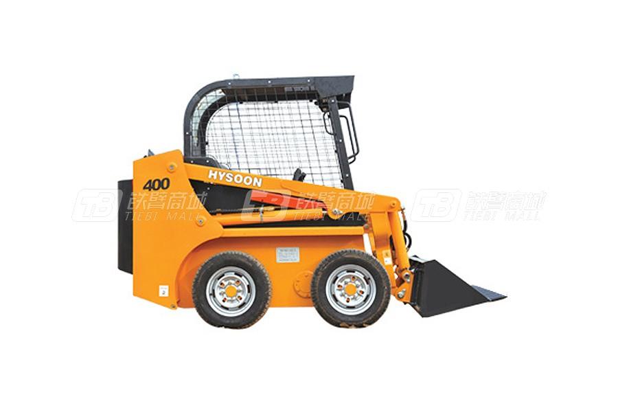 海松机械HY400滑移装载机