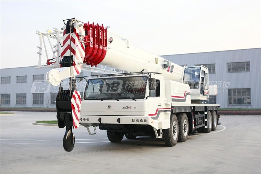 京城重工QY75E液压汽车起重机