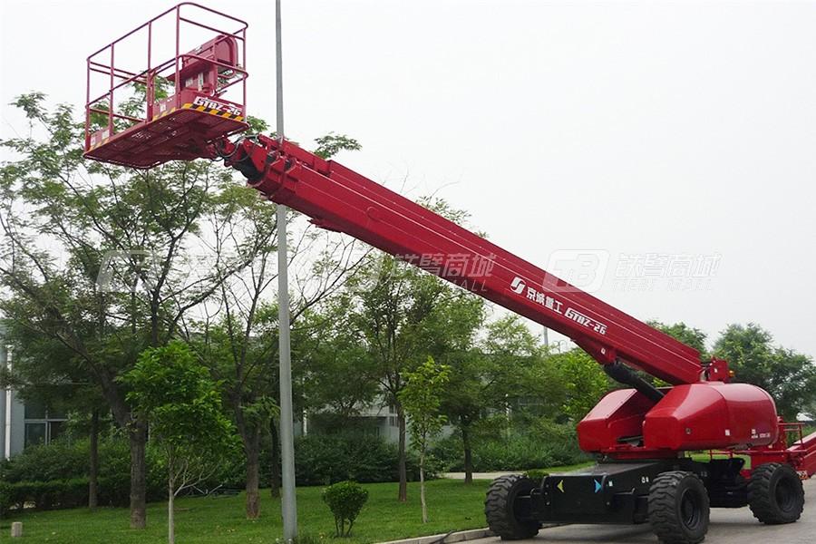 京城重工GTBZ26/28直臂式高空作业平台