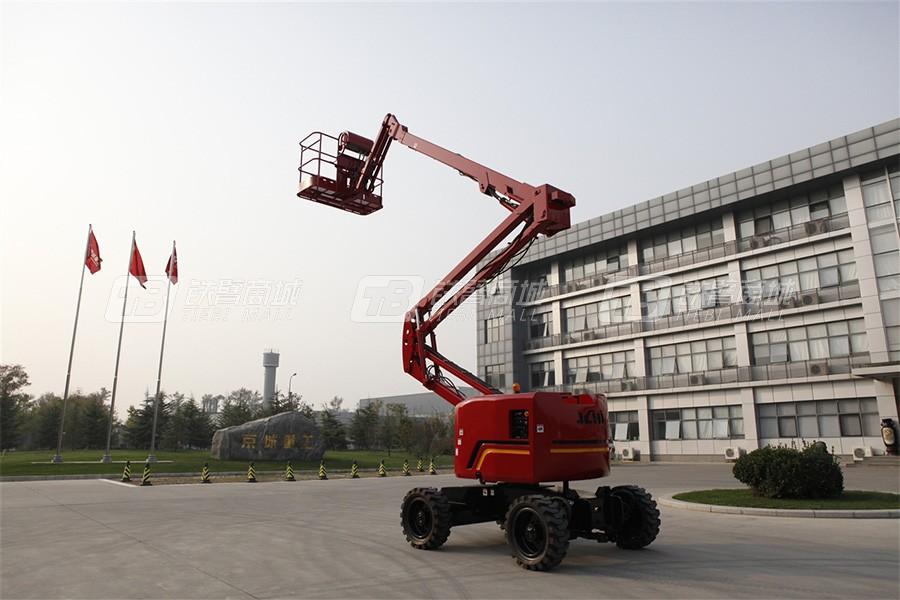 京城重工GTQZ16曲臂自行式高空作业平台