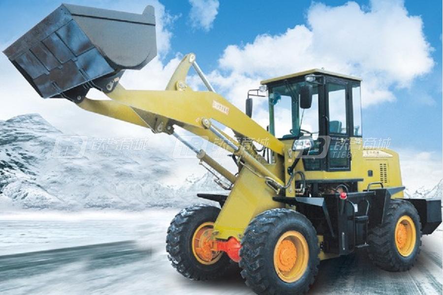 北山机械ZL-18轮式装载机