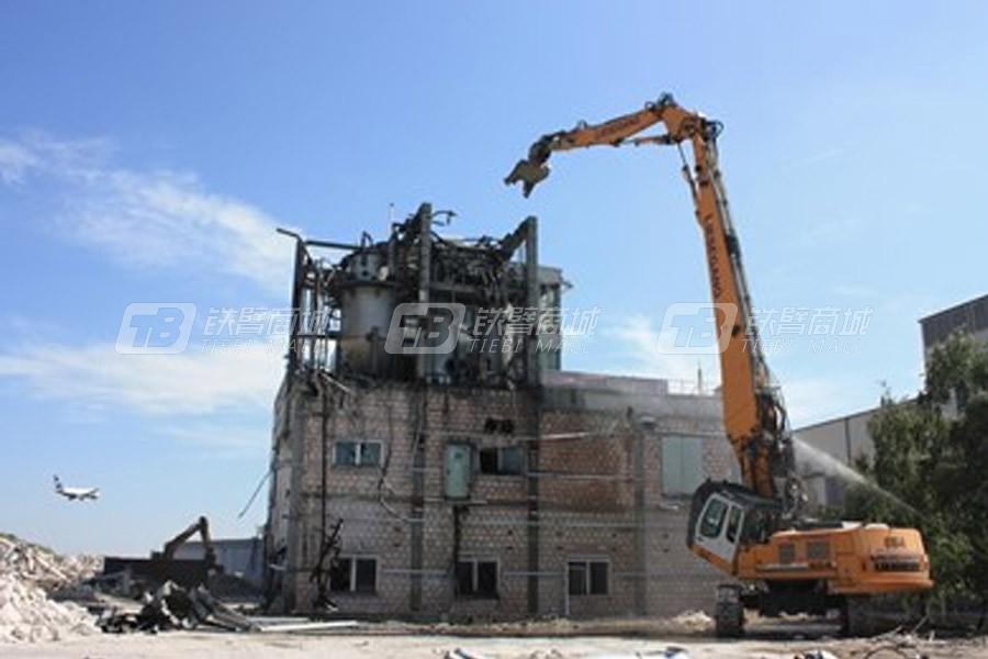 利勃海尔R 954 C Demolition Litronic挖掘机