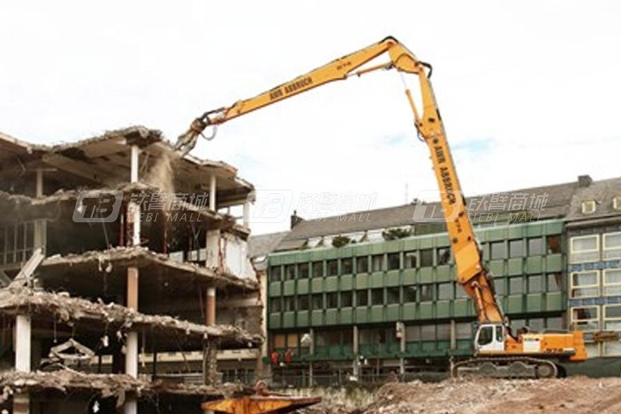 利勃海尔R 974 C Demolition Litronic挖掘机