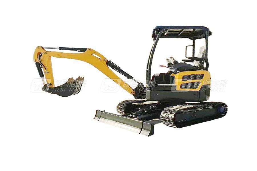 北唐机械CE20B履带挖掘机|高配款