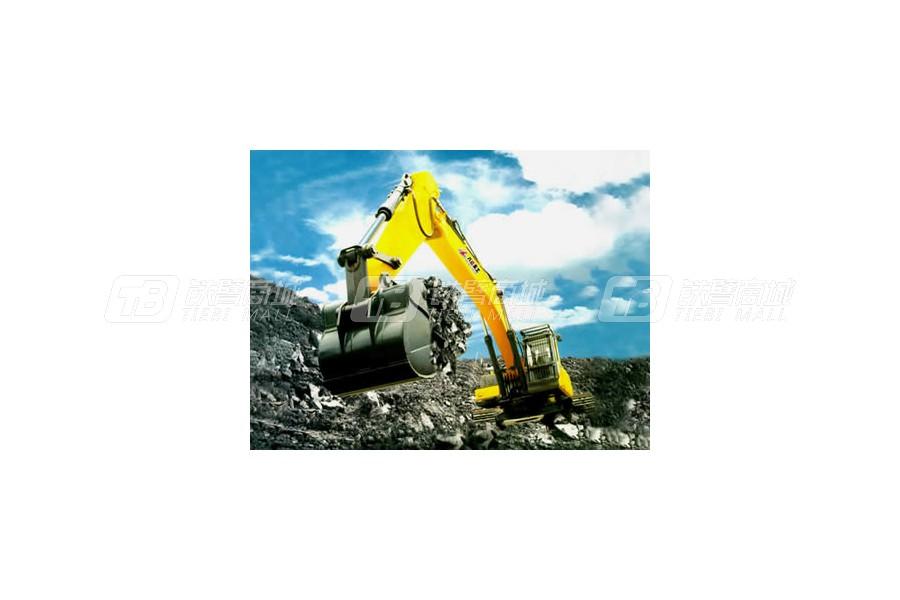 八达重工BD500C-SS型双动力矿山、高原型液压挖掘机