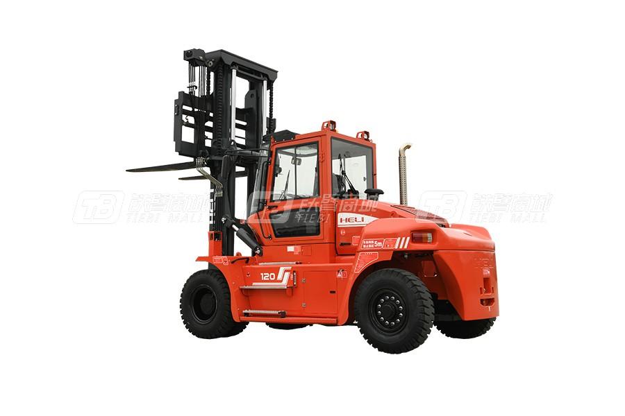 合力CPCD120-CU1-09IIIG(中配)内燃平衡重式叉车