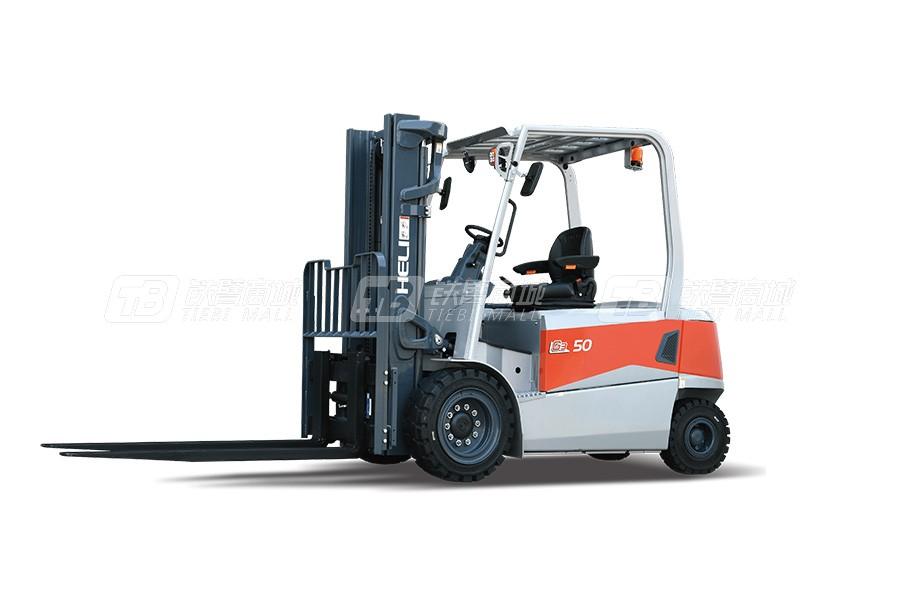 合力CPD40G3系列4吨蓄电池平衡重式叉车