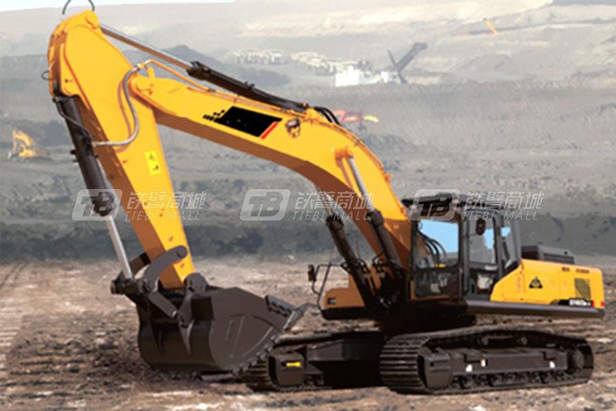 恒岳HY365-8履带挖掘机