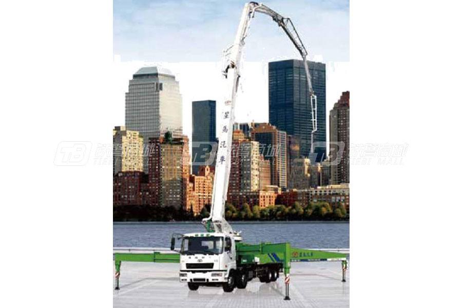 华菱星马AH5430THBOL5-49混凝土泵车