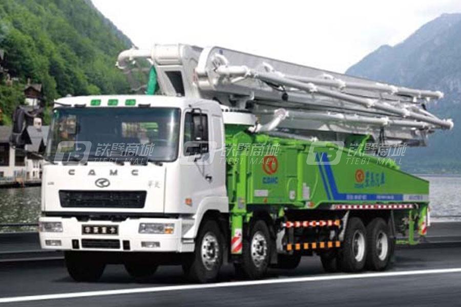 华菱星马AH5290THB-39混凝土泵车