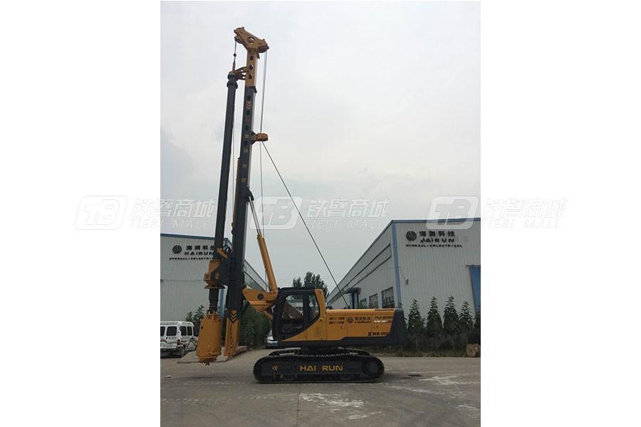 海润XHR60旋挖钻机