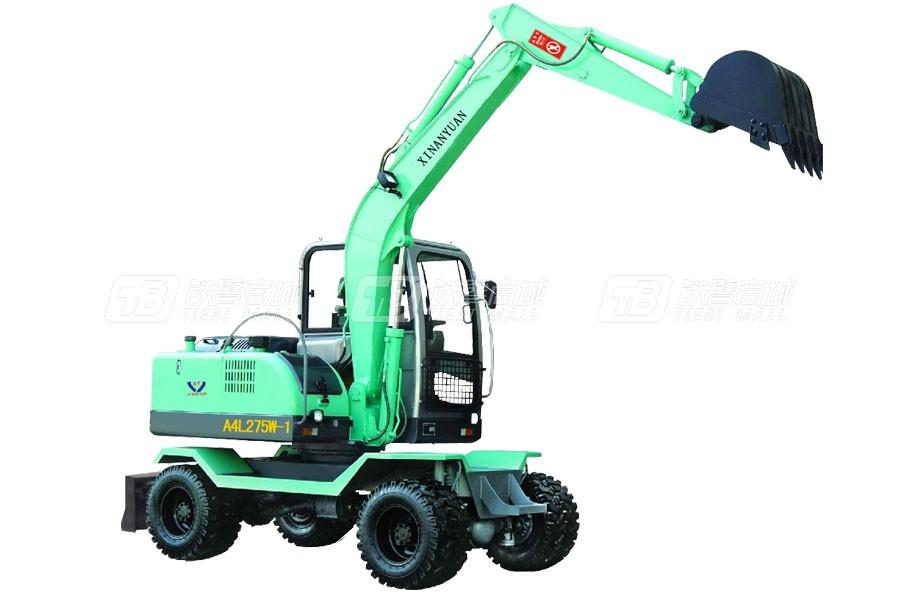 奥力信A4L270W-8轮式挖掘机