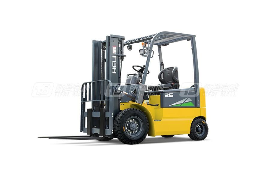 合力CPD10电动H3系列1吨蓄电池平衡重式叉车