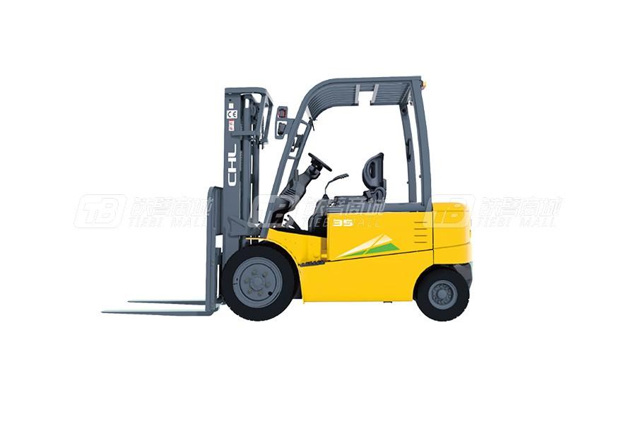 合力CPD30电动G系列3吨蓄电池平衡重式叉车