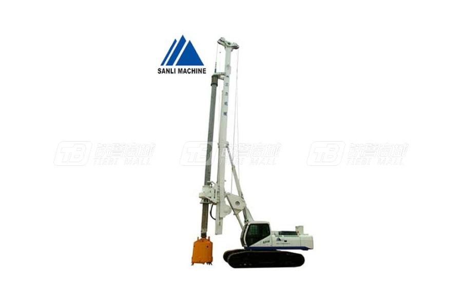 三力机械SLR235旋挖钻机