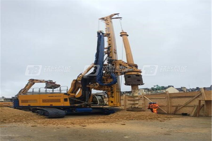 德国宝峨BG 26专用型旋挖钻机 (BT 70 主机)