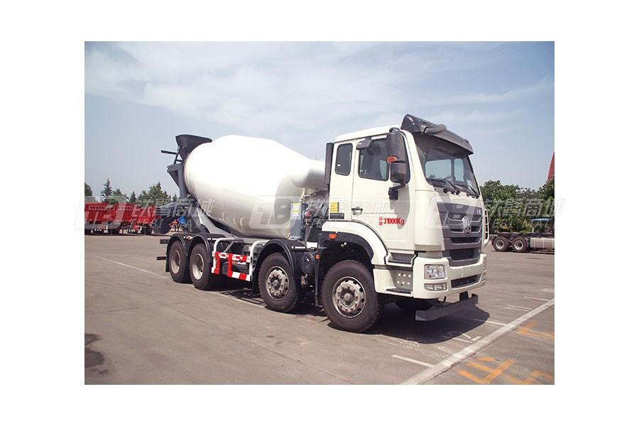 骏通JF5310GJB306ZZ混凝土搅拌运输车