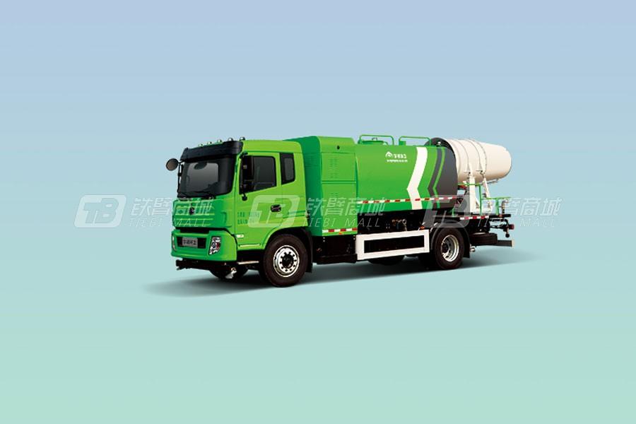 宇通环卫YTZ5180TDYD0BEVW18纯电动多功能抑尘车