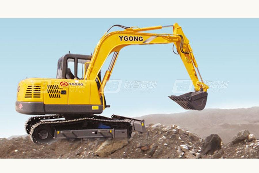 宜工CY150-8履带挖掘机
