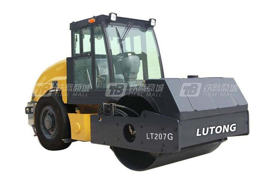 洛阳路通LT207G轮胎压路机