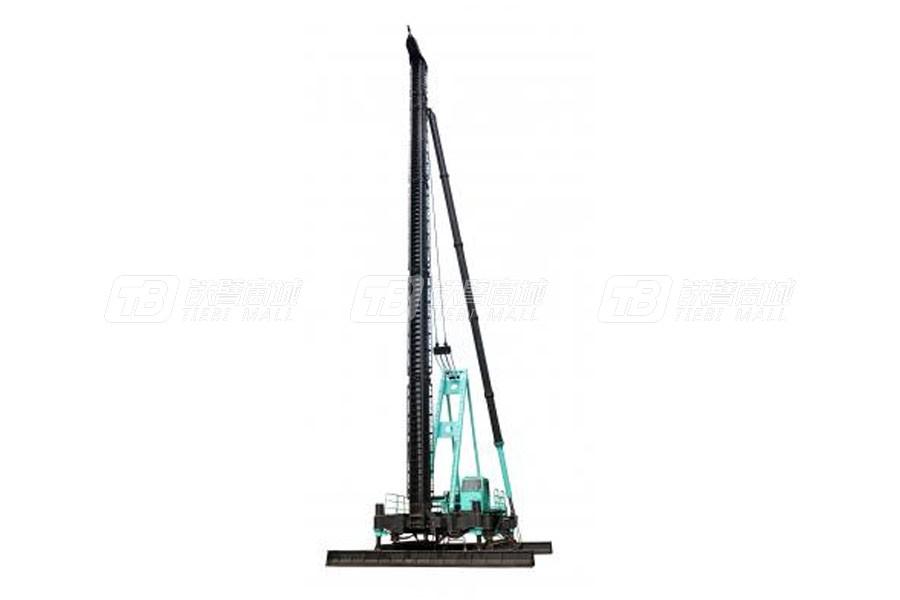 上海金泰BZ70液压步履式桩架