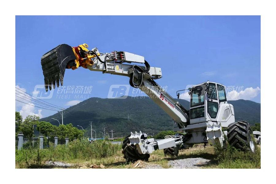 福建海山机械HSWE10T步履工作平台