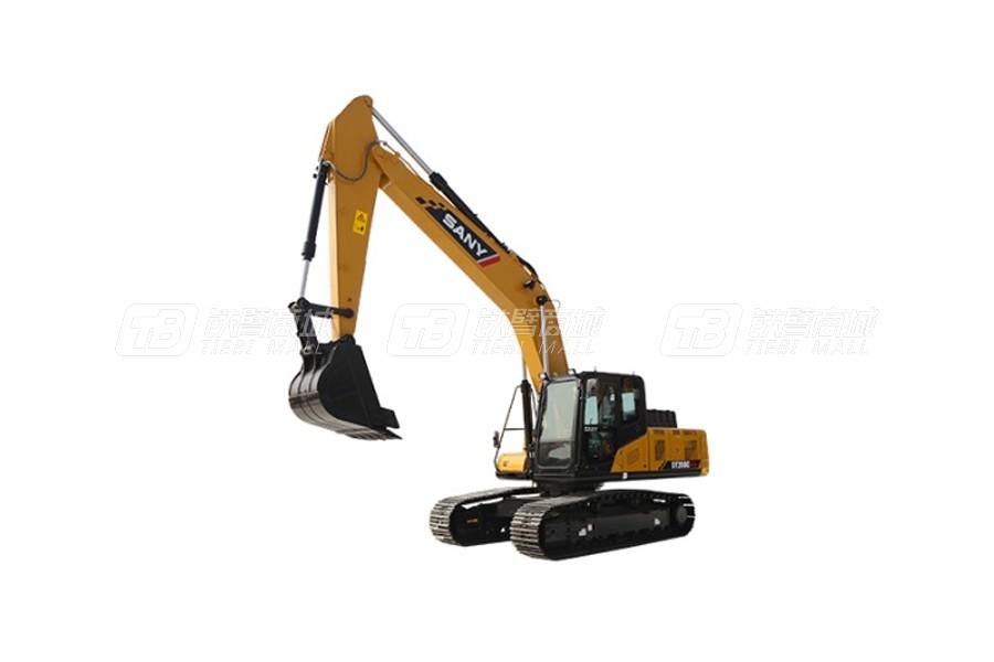 三一SY200C履带挖掘机