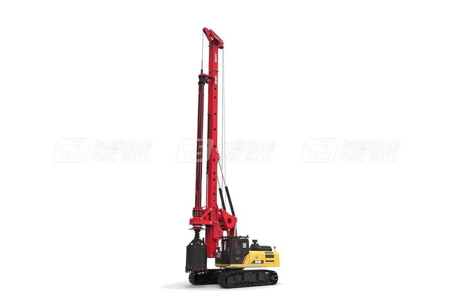 三一SR185-C10旋挖钻机