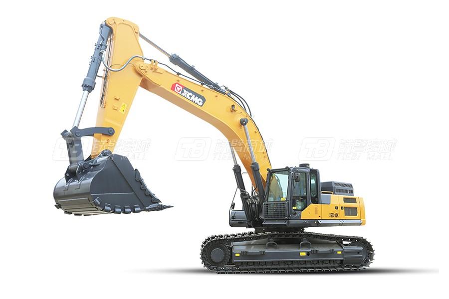 徐工XE520DK大型挖掘机