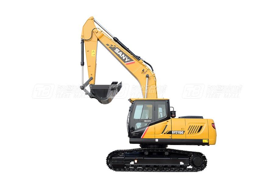三一SY225C中型挖掘机