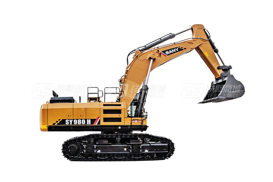 三一SY980H大型挖掘机