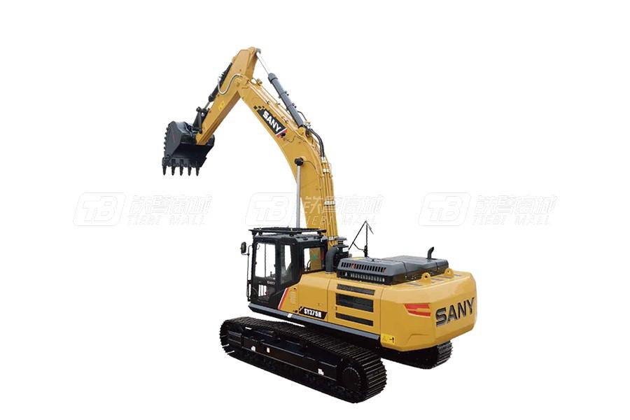 三一SY375H大型挖掘机