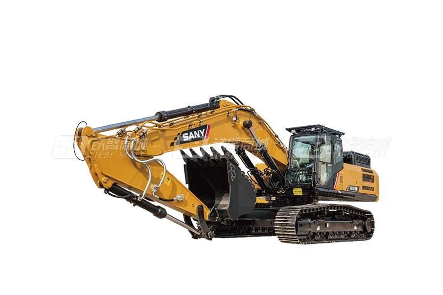 三一SY415H大型挖掘机