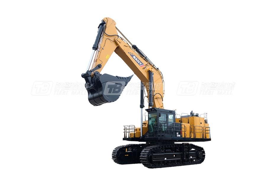 三一SY1250H超大型挖掘机