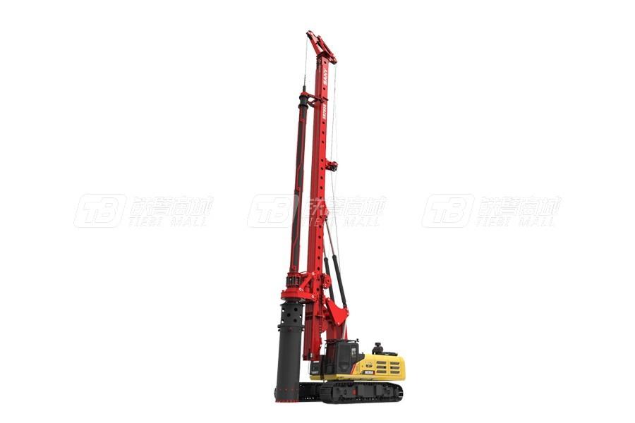 三一SR285R-W10旋挖钻机