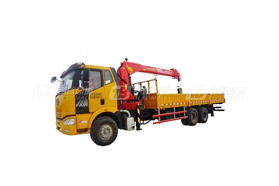 三一SPS175007吨直臂式随车起重机