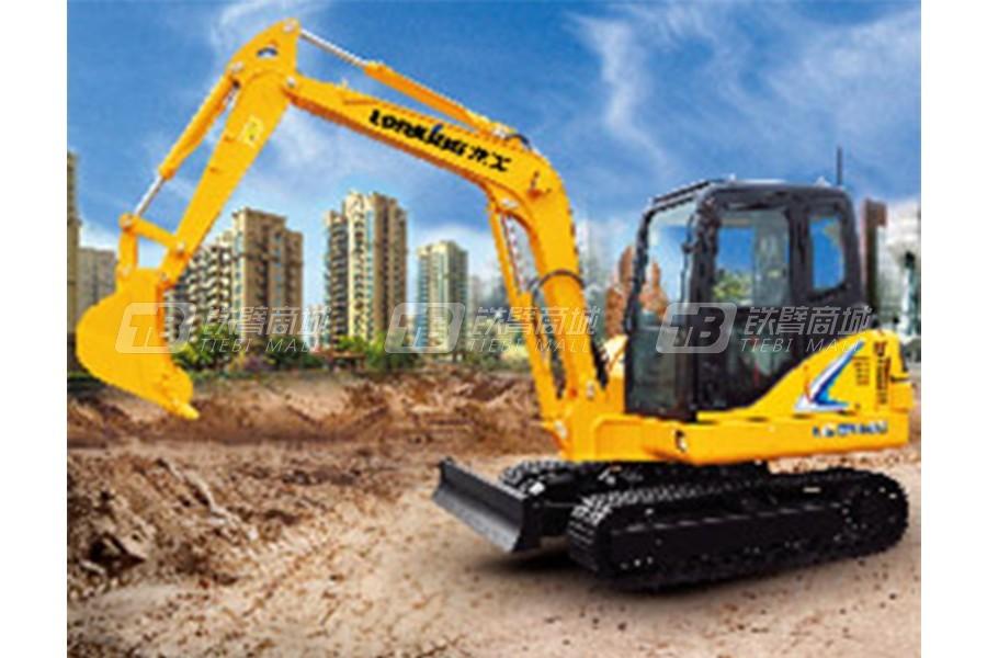 龙工LG6060D液压挖掘机