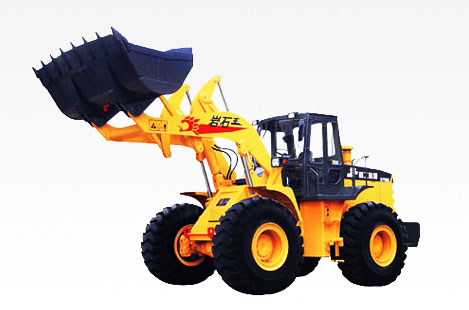 晋工ZLY50D轮式装载机