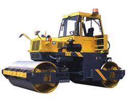 酒井SD451双钢轮压路机