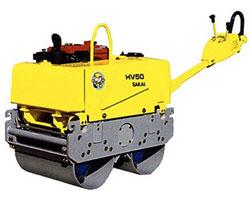 酒井HV50ST双钢轮压路机