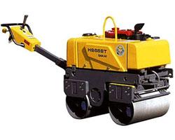 酒井HS66ST双钢轮压路机