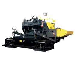 酒井PT250履带式摊铺机