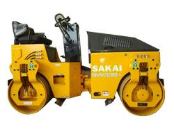 酒井SW300-1/320-1/330-1双钢轮压路机
