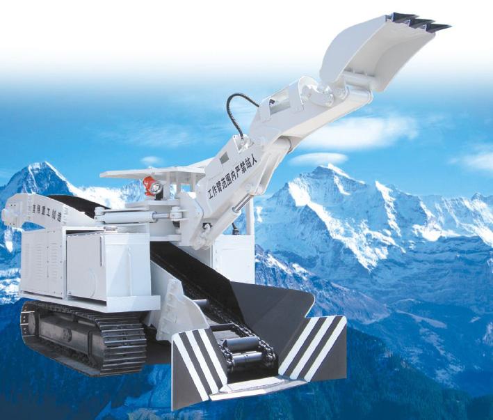蓝翔重工ZWY-100/48L WDZL-100扒渣机